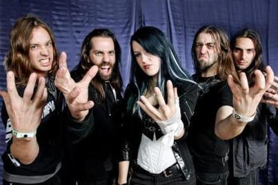 THE AGONIST Singer: 'I Never Really Sat Around As A Teenager And Admired Bands' | Heavy Metal | Scoop.it