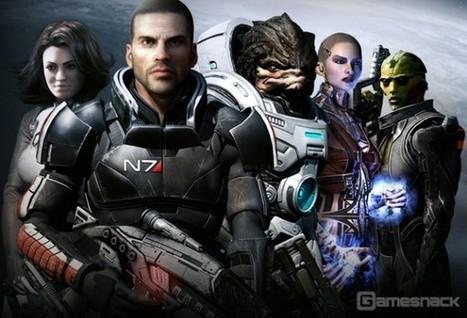 Mass Effect 4 komt in 2014 of 2015 | GameSnack | Video game nieuws community | Scoop.it