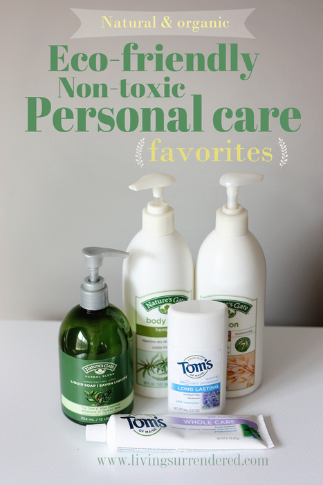 Natural & Organic Personal Care Favorites | organic and Natural Beauty | Scoop.it