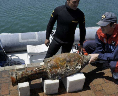 Near-Intact Roman Ship Holds Jars of Food : Discovery News | Heathers Scoop | Scoop.it