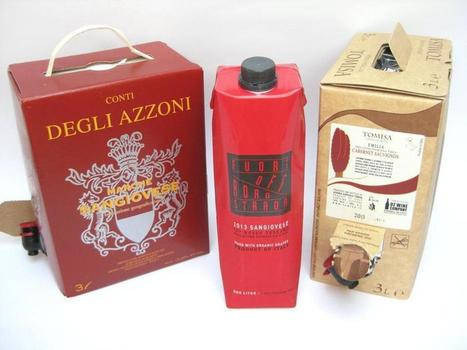 Degli Azzoni, the firsts to make boxed wine in Le Marche | Wines and People | Scoop.it