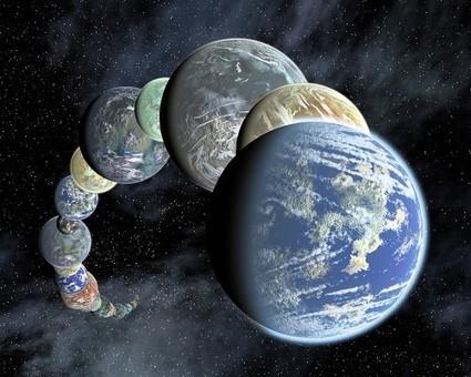 Des exoplanètes plus habitables que la Terre | multilocality | Multilocalité | Scoop.it