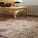 Laying down the right carpet in the right area. | interior design | Scoop.it