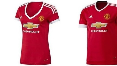 Manchester United's shirt for women labelled sexist - FIGUEROAS FRAMEWORK (Cultural-Individual Level) | CAC Senior HPE | Scoop.it