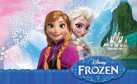 Disney's Racial Representations Frozen in the Past? | AS Sociology | Scoop.it