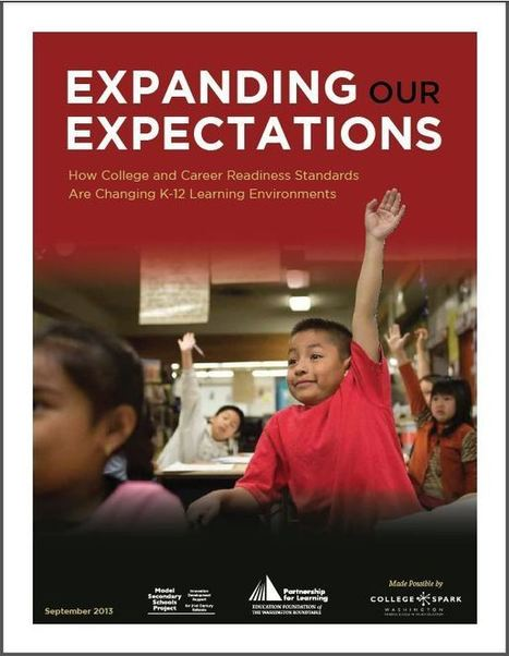New Report Examines Common Core and College and Career Readiness | College Ready | Scoop.it