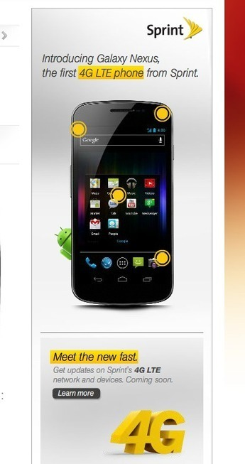 Sprint Galaxy Nexus – What We Know So Far xda-developers | Nerd Vittles Daily Dump | Scoop.it