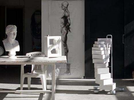 Le rangement design avec Spinny | Blog Deco – Maison, Jardin ... | Espaces Zen | Scoop.it
