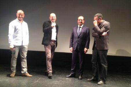 François Hollande aux jeunes du Bondy Blog: «Rien n'est figé, rien n'est écrit d'avance» | DocPresseESJ | Scoop.it