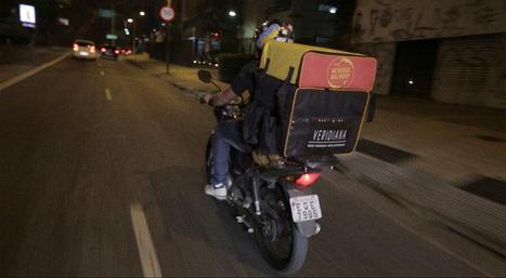 'Delivery Reverso' busca alimentos para doação na sua casa e entrega a quem tem fome | Doe! | Scoop.it
