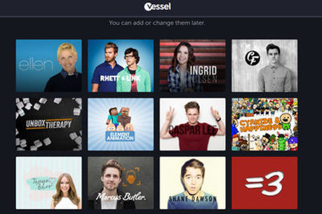 Vessel, la start-up qui rêve de faire vaciller Youtube | INFORMATIQUE 2015 | Scoop.it