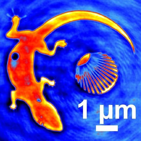 New holographic process uses image-stabilized X-ray camera | Physics | Scoop.it