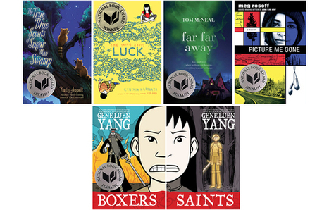 2013 National Book Award | Young Adult Books - Selection | Scoop.it