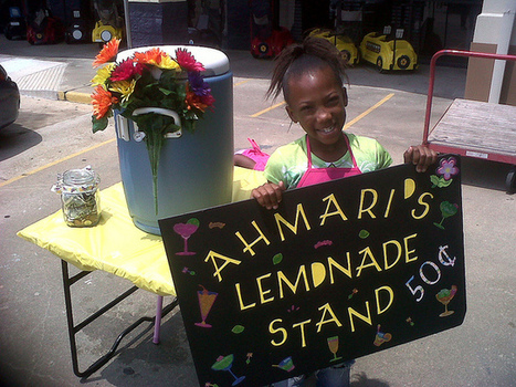 What Your Startup Can Learn From A Lemonade Stand | Startups | Scoop.it