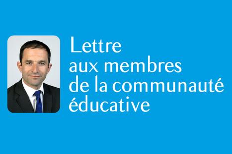 Circulaire de rentrée 2014 : lettre aux membres de la communauté éducative | Actualités éducatives | Scoop.it