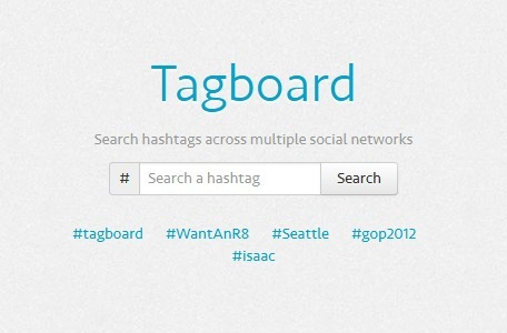 Tagboard   Digital Journalism   Scoop.it