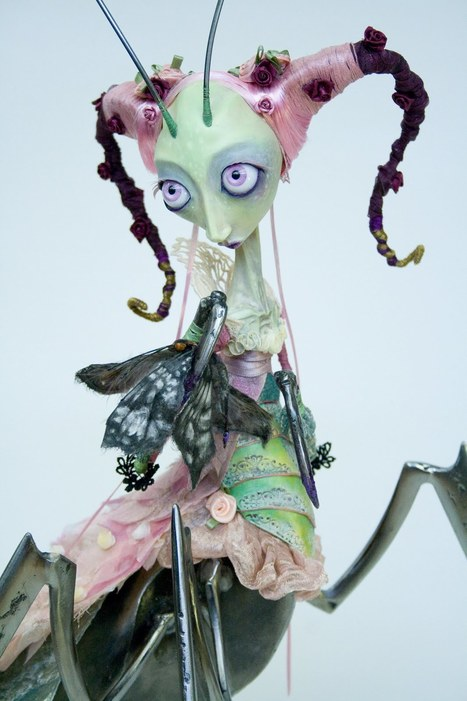 Christine Polis | Doll-Maker | Stop-Motion | les Artistes du Web | Scoop.it