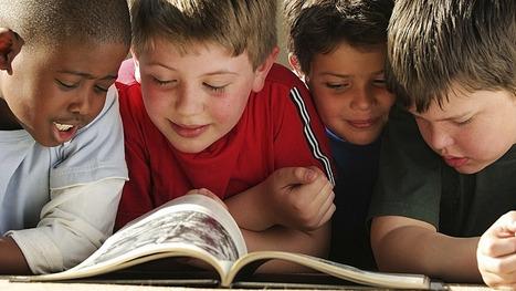Fewer children read for pleasure, report finds - Toronto - CBC News | SchoolLibrariesTeacherLibrarians | Scoop.it