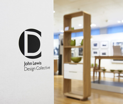 John Lewis Design Collective | New at Pentagram | Corporate Identity | Scoop.it