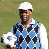 Sylvain Wiltord et Sidney Govou : Footgolfeurs chic pour l'autre ... - Pure People | actualité golf - golf des vigiers | Scoop.it