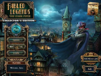 Fabled Legends: The Dark Piper Walkthrough | CasualGameGuides.com | Casual Game Walkthroughs | Scoop.it