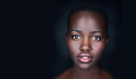 """An undeniable Shade of Beauty – Lupita Nyong'o from """"12 Years A Slave"""" Wows With Style, Grace and Elegance. 