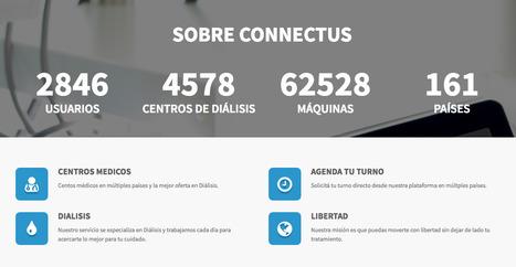 Connectus Medical, el nexo de los centros de hemodiálisis y sus pacientes | Salud Conectada | Scoop.it