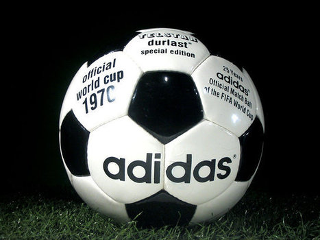 The Curious History Of The World Cup Soccer Ball | Buckminster Fuller | Scoop.it