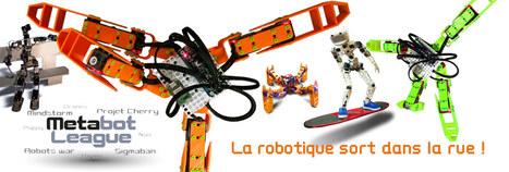 Robot maker's day | La robotique sort dans la rue | The other side | Scoop.it