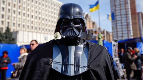 Dark side of Ukraine's election: Darth Vader runs for mayor in Kiev, Odessa | Global politics | Scoop.it