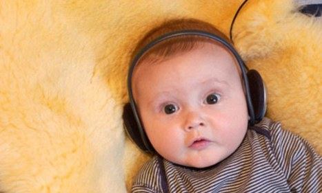Playing music to premature babies helps them sleep and improves their breathing, claim doctors | Musiikki | Scoop.it
