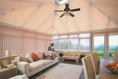 Conservatory Blinds | Harmony Blinds of East London | Blinds London | Scoop.it
