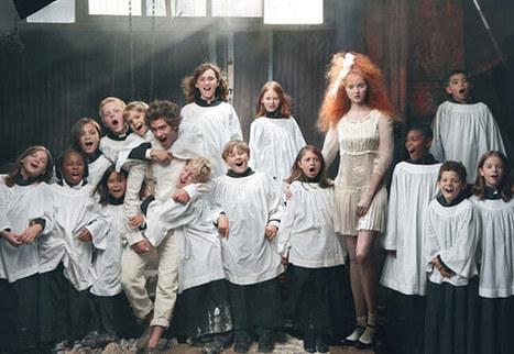 Hansel and Gretel Remade For Vogue - Dec 09 (6 pics) | ART  | Conceptual Photography & Fine Art | Scoop.it