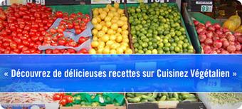 Recettes   Guide du végétarien en herbe   PETAFrance.com   Végétarisme, alternative alimentaire   Scoop.it