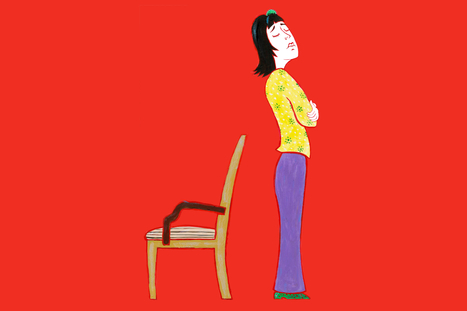 Sitting is sabotaging our health: Stand up for yourself | Cool things | Scoop.it