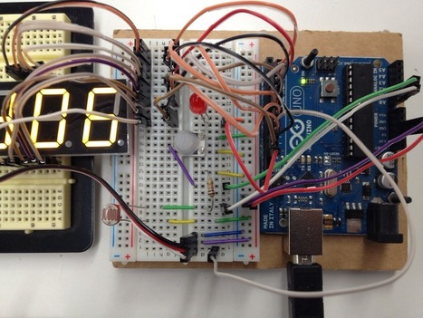 Tricked-out Arduino-controlled Time-Lapse is More Than Just a Timer | Raspberry Pi | Scoop.it