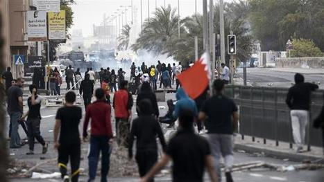 PressTV-Bahrain clamps down on anti-regime demo | Human Rights and the Will to be free | Scoop.it