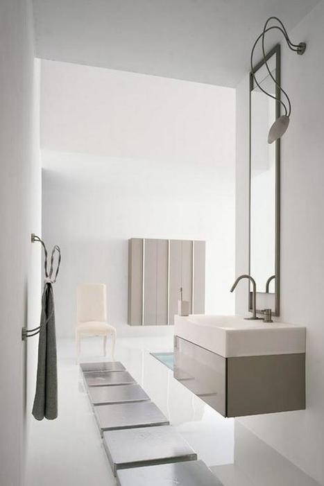 Eye Catching Grey Bathroom Design Ideas | Home Decor and Lifestyle | Scoop.it