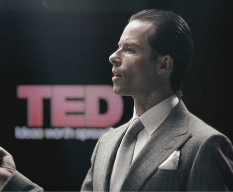 Watch Peter Weyland's Historic 2023 TED Talk | rogue filmmaking & guerilla visual effects | Scoop.it