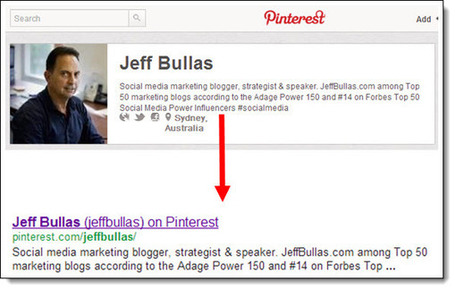 10 Strategic Ways to Optimize Your Pinterest Page - Infographic | Jeffbullas's Blog | The Information Specialist's Scoop | Scoop.it