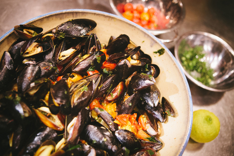 Cozze alla Marchigiana - Marche-Style  Mussels | Le Marche and Food | Scoop.it