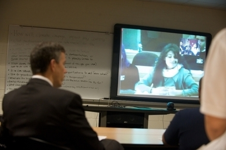 Secretary Duncan Connects American and Jordanian Students | The White House | How to Learn in 21st Century | Scoop.it