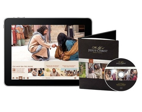 Bible Videos - The Life of Jesus Christ - Watch Scenes from the Bible | LDS | Scoop.it