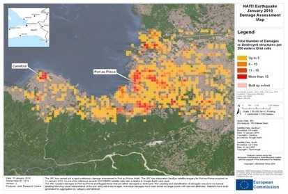 Predicting Locations of Emergency & Damage During Disaster Using VGI Data | GisZone | Scoop.it