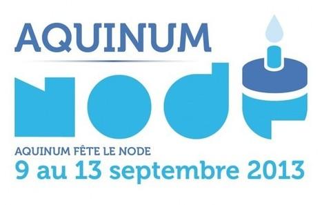 Aquinum fête le Node ! | Le Node Bordeaux | Community Manager #CM #Aquitaine | Scoop.it