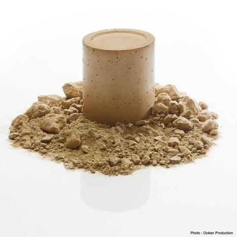 Le ciment, trop polluant ? Deux Français inventent une argile aussi solide que du béton   Tous pour un : le DD au coeur de notre société   Scoop.it