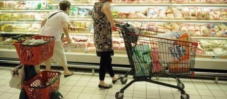 La consommation des ménages français en recul de 0,2% en février | Consommation des produits de Luxe | Scoop.it
