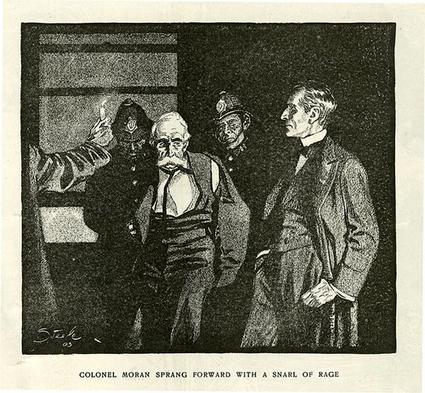 SHERLOCK Season 3: A Literary Primer - Nerd Reactor | Sherlock Holmes | Scoop.it