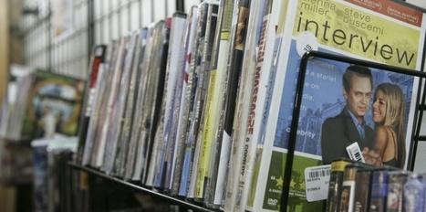 Les ventes de DVD chutent de 12,4% au premier semestre 2013 | Le web m'a tuer ! | Scoop.it