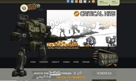 MechWarrior crowdfunds over $8,000 for Autism Science Foundation | Crowdfunding Science | Scoop.it